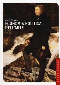 Copertina di 'Economia politica dell'arte'