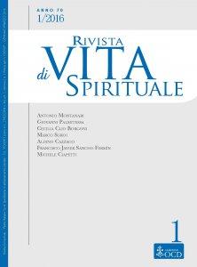 Rivista di Vita Spirituale - 2016/1