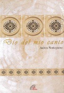 Copertina di 'Dio del mio canto'