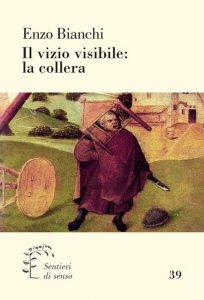 Copertina di 'Il vizio visibile: la collera'