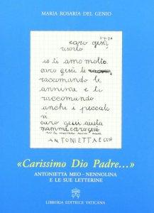 Copertina di 'Carissimo Dio Padre...'