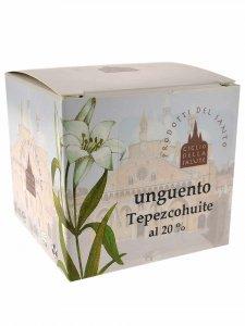 Copertina di 'Unguento tepezcohuite 20% 50 ml.'