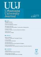 Urbaniana University Journal. Euntes Docete - Luciano Meddi , Francesco Cosentino , Caterina Ciriello , Armando Genovese , Benito De Marchi