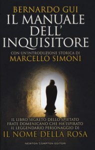 Copertina di 'Il manuale dell'inquisitore'