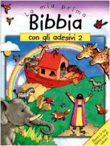 Copertina di 'La mia prima Bibbia con gli adesivi. Vol. 2'