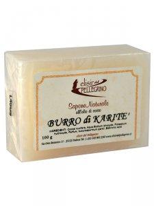 Copertina di 'Sapone al burro di karite' 100 gr.'
