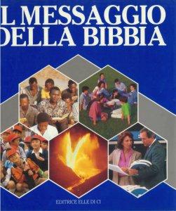 Copertina di 'Il messaggio della Bibbia'