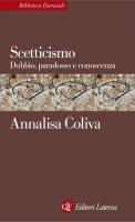 Scetticismo - Annalisa Coliva