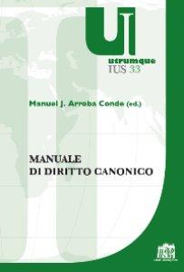 Copertina di 'Manuale di diritto canonico'