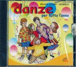 Copertina di 'Danze per tutto l'anno'