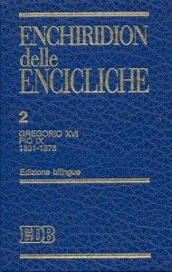 Copertina di 'Enchiridion delle Encicliche. 2'