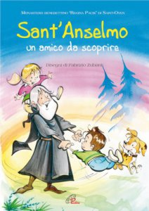 Copertina di 'Sant'Anselmo'