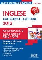 Inglese - Concorso a Cattedre 2012 - Ambito disciplinare 5 (A345 - A346) - Redazioni Edizioni Simone