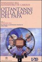 Ottant'anni della Radio del Papa: Fernando Bea (1931-1981)-Alessandro De Carolis (1978-2011) - Alessandro de Carolis