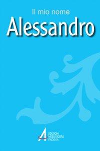 Copertina di 'Alessandro'