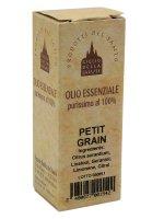 Olio essenziale petit grain 12 ml.