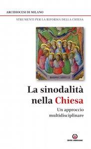Copertina di 'La sinodalità nella Chiesa'