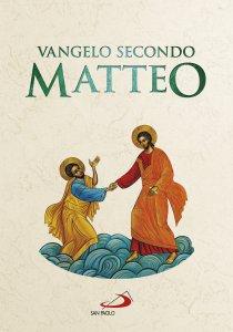 Copertina di 'Vangelo secondo Matteo. Versione ufficiale CEI'