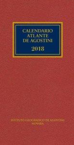Copertina di 'Calendario atlante De Agostini 2018'