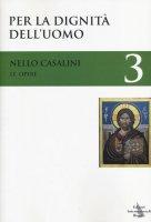 Le opere - Nello Casalini