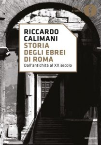 Copertina di 'Storia degli ebrei di Roma'