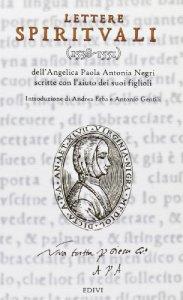 Copertina di 'Lettere spirituali (1538-1551). Scritte con l'aiuto dei suoi figli'