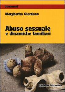Copertina di 'Abuso sessuale e dinamiche familiari'
