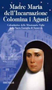 Copertina di 'Madre Maria dell'Incarnazione Colomina i Agustí'