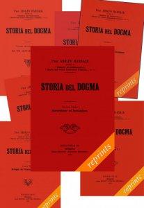 Copertina di 'Storia del dogma. Sette volumi indivisibili'