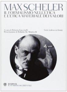 Copertina di 'Il formalismo nell'etica e l'etica materiale dei valori'