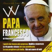 W Papa Francesco + CD - Sansonetti Vincenzo