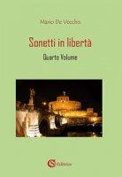 Sonetti in libertà - De Vecchis Mario