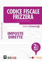 Codice Fiscale Frizzera Imposte Dirette 2A/2017 - Michele Brusaterra