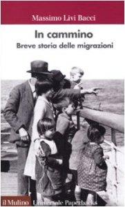Copertina di 'In cammino. Breve storia delle migrazioni'