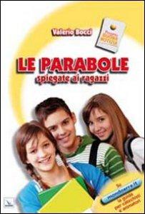 Copertina di 'Le parabole spiegate ai ragazzi'