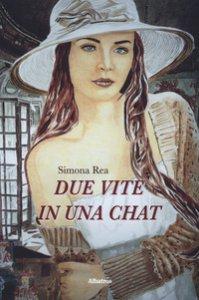 Copertina di 'Due vite in una chat'