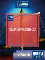 Hoepli Test 11 - Giurisprudenza - Ulrico Hoepli