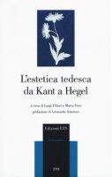 L' estetica tedesca da Kant a Hegel