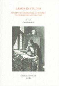 Copertina di 'Labor in studiis'