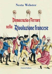 Copertina di 'Democrazia e terrore nella Rivoluzione francese'