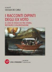 Copertina di 'I Racconti dipinti degli ex voto'