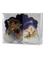 Immagine di 'Dittico nuvoletta con Angeli e Gesù bambino'