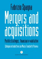 Mergers and acquisitions - Fabrizio Spagna