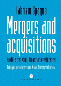 Copertina di 'Mergers and acquisitions'