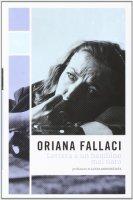 Lettera a un bambino mai nato - Fallaci Oriana