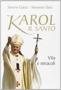 Copertina di 'Karol il santo'