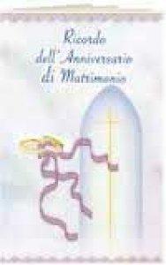 Anniversario Di Matrimonio Preghiera.Libretto Ricordo Dell Anniversario Di Matrimonio Italia