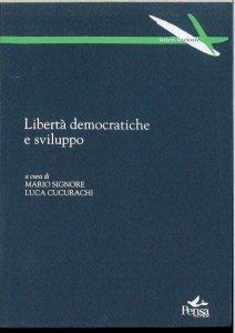 Copertina di 'Libertà democratiche e sviluppo'