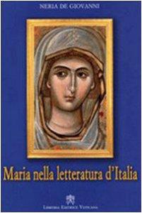 Copertina di 'Maria nella letteratura d'Italia'