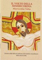 Immagine di 'Quadro Crocifissione di Padre Rupnik cm 10x15 con bolla Giubileo Misericordia'